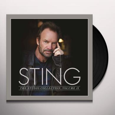Sting STUDIO COLLECTION: VOLUME II Vinyl Record