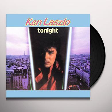 Ken Laszlo TONIGHT Vinyl Record