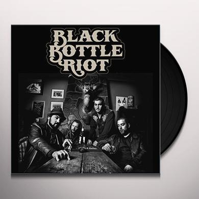 BLACK BOTTLE RIOT IN THE BALANCE Vinyl Record
