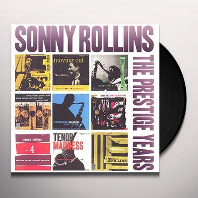 Sonny Rollins PRESTIGE YEARS Vinyl Record