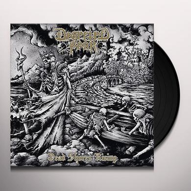 Deserted Fear DEAD SHORES RISING Vinyl Record