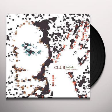 Cesaria Evora CLUB SODADE Vinyl Record