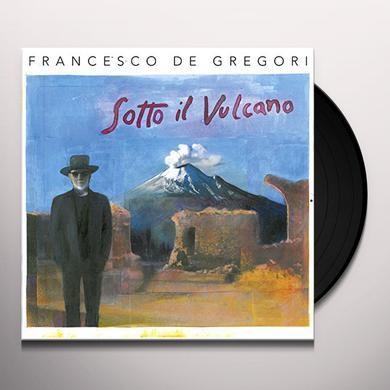 Francesco De Gregori SOTTO IL VULCANO Vinyl Record