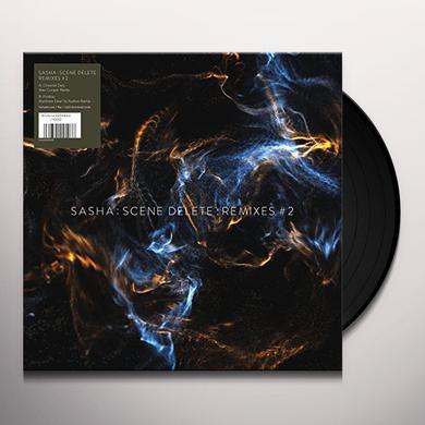 Sasha SCENE DELETE: REMIXES 2 Vinyl Record