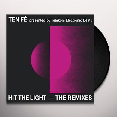 TEN FE HIT THE LIGHT: REMIXES Vinyl Record