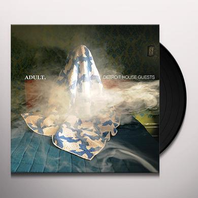 ADULT. DETROIT HOUSE GUESTS Vinyl Record