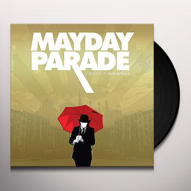 Mayday Parade LESSON IN ROMANTICS Vinyl Record