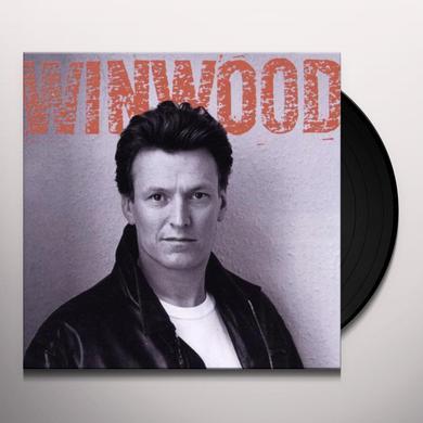 Steve Winwood ROLL WITH IT Vinyl Record