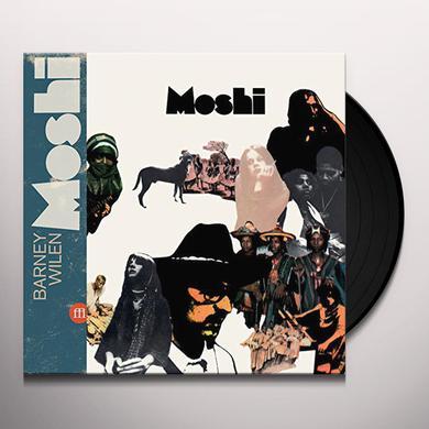 Barney Wilen MOSHI Vinyl Record
