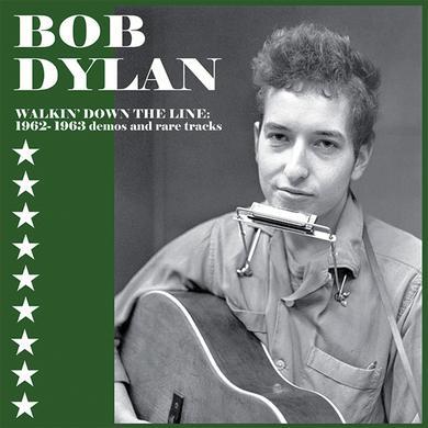 Bob Dylan WALKIN' DOWN THE LINE: 1962-1963 DEMOS & RARE Vinyl Record