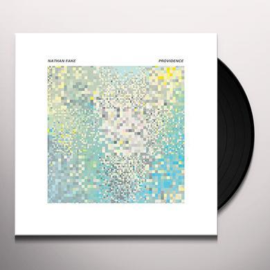 Nathan Fake PROVIDENCE Vinyl Record