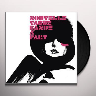 Nouvelle Vague BANDE A PART Vinyl Record