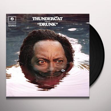 Thundercat DRUNK Vinyl Record