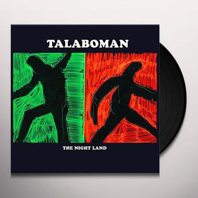 Talaboman NIGHT LAND Vinyl Record