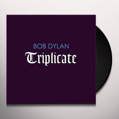 Bob Dylan TRIPLICATE Vinyl Record