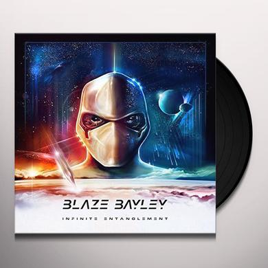 Blaze Bayley INFINITE ENTANGLEMENT Vinyl Record