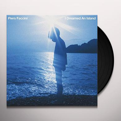 Piers Faccini I DREAMED AN ISLAND Vinyl Record