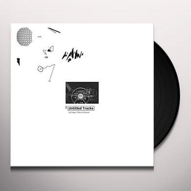 Caapi / Nissan Groove UNTITLED TRACKS Vinyl Record