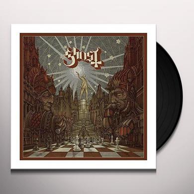 Ghost POPESTAR (CLEAR VINYL) Vinyl Record