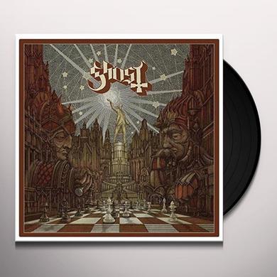 Ghost POPESTAR (DEEP PURPLE VINYL) Vinyl Record