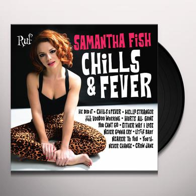 Samantha Fish CHILLS & FEVER Vinyl Record