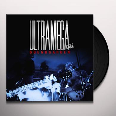 Soundgarden ULTRAMEGA OK Vinyl Record