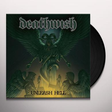 DEATHWISH UNLEASH HELL Vinyl Record