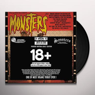 30 YEARS ANNIVERSARY TRIBUTE FOR THE MONSTER / VAR Vinyl Record