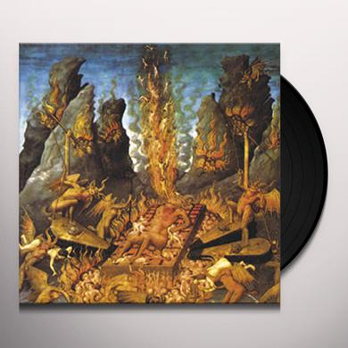 DEN STORA VILAN FORVANDLING Vinyl Record