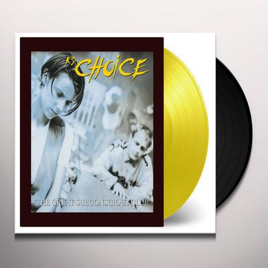 K's Choice GREAT SUBCONSCIOUS CLUB Vinyl Record