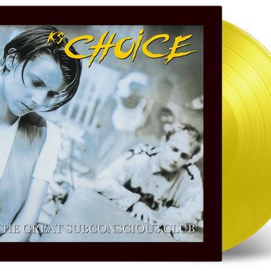 K's Choice GREAT SUBCONSCIOUS CLUB Vinyl Record