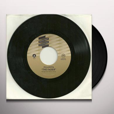 Zillanova FADER Vinyl Record