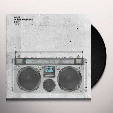 K-Def IN THE MOMENT Vinyl Record