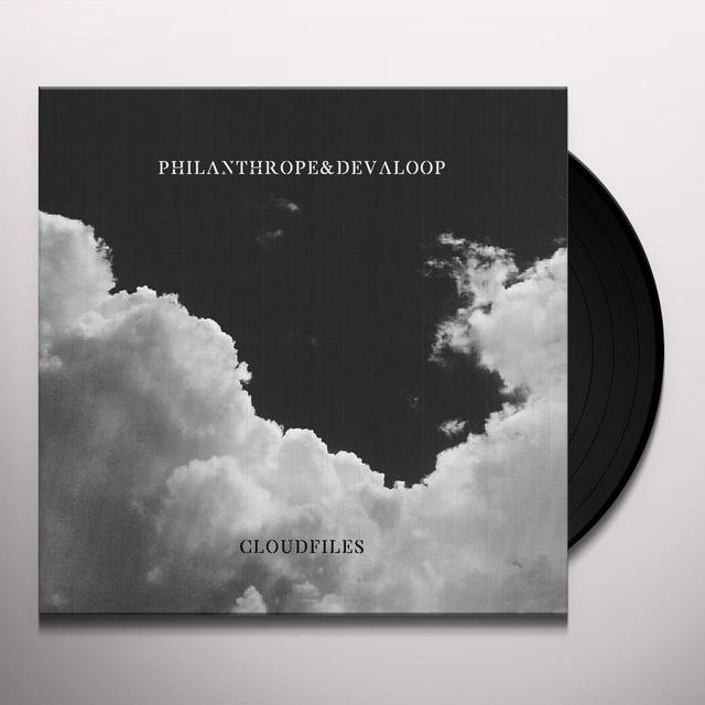 Philanthrope & Devaloop CLOUDFILES (EXTENDED EDITION) Vinyl Record