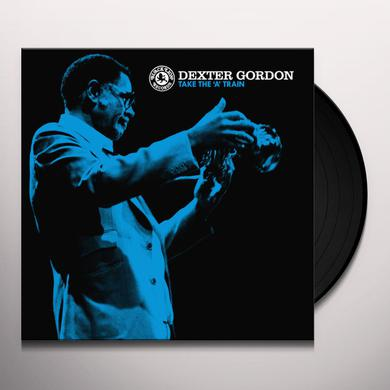 Dexter Gordon TAKE THE A TRAIN Vinyl Record