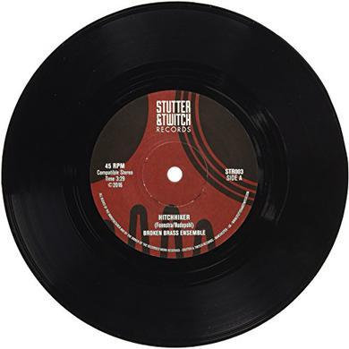 Broken Brass Ensemble STUTTER & TWITCH 7 SERIES Vinyl Record