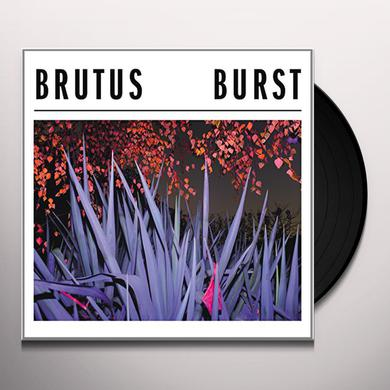 Brutus BURST Vinyl Record