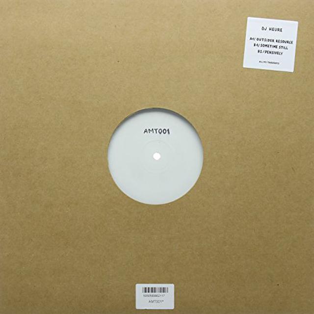 Dj Heure OUTSIDER RESOURCE Vinyl Record