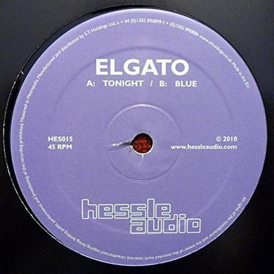 Elgato TONIGHT / BLUE Vinyl Record