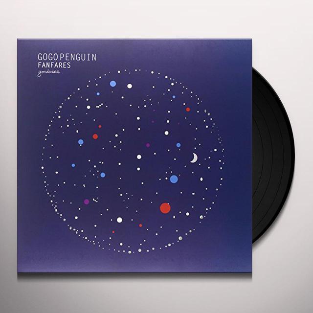 Gogo Penguin FANFARES Vinyl Record