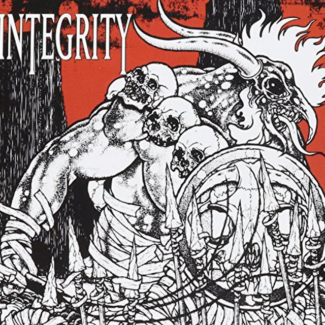 Integrity HUMANITY IS THE DEVIL Vinyl Record