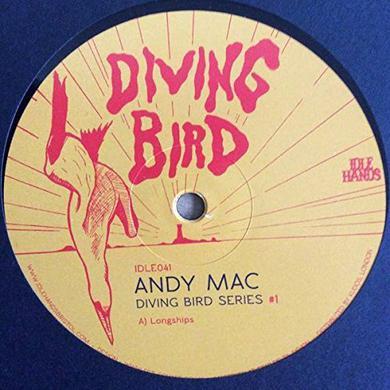 Andy Mac DIVING BIRD 1 Vinyl Record