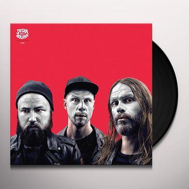 Satan Takes A Holiday ALIENS Vinyl Record