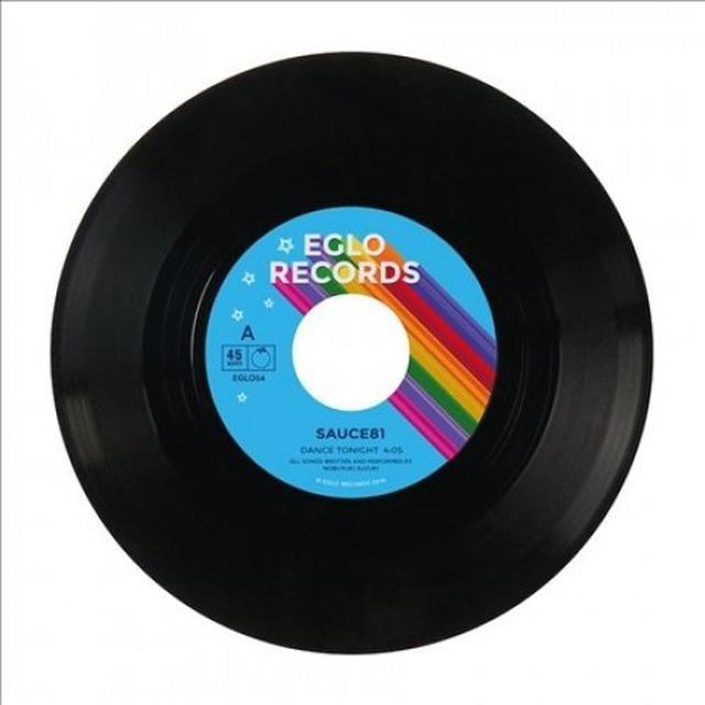 Sauce 81 DANCE TONIGHT Vinyl Record
