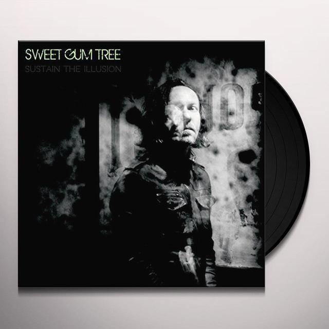 Sweet Gum Tree SUSTAIN THE ILLUSION Vinyl Record
