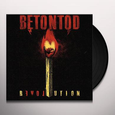 BETONTOD REVOLUTION (RED VINYL) Vinyl Record