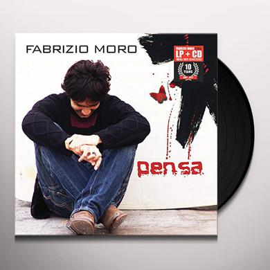 Fabrizio Moro PENSA Vinyl Record