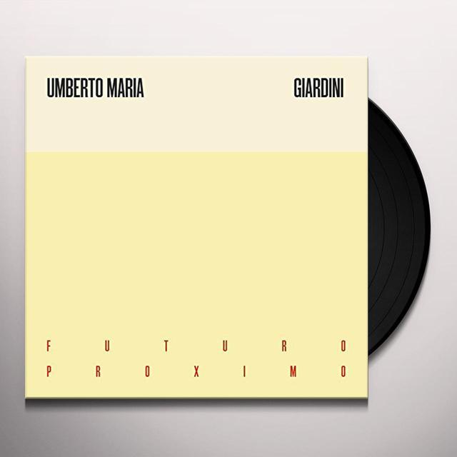 Maria Giardini Umberto FUTURO PROXIMO Vinyl Record