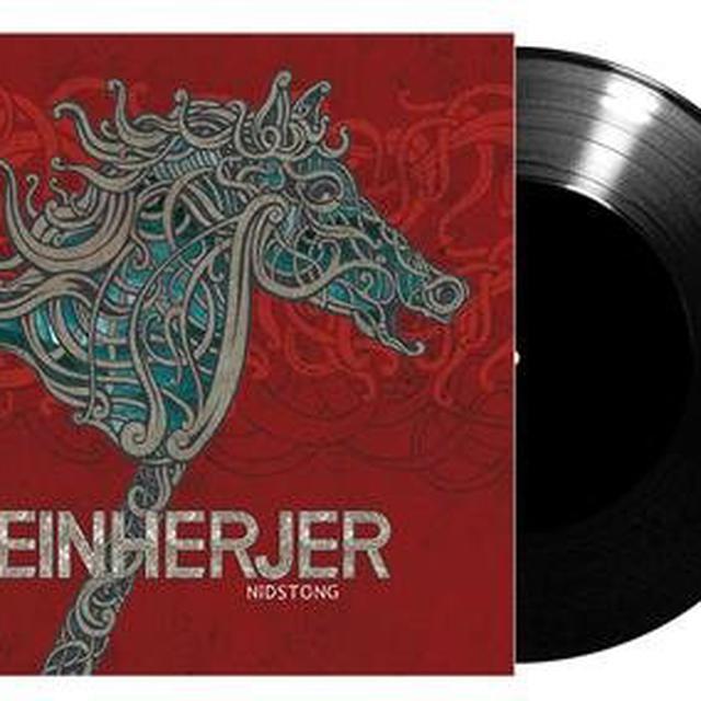 Einherjer NIDSTRONG Vinyl Record