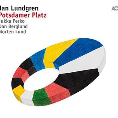 Jan Lundgren POTSDAMER PLATZ Vinyl Record